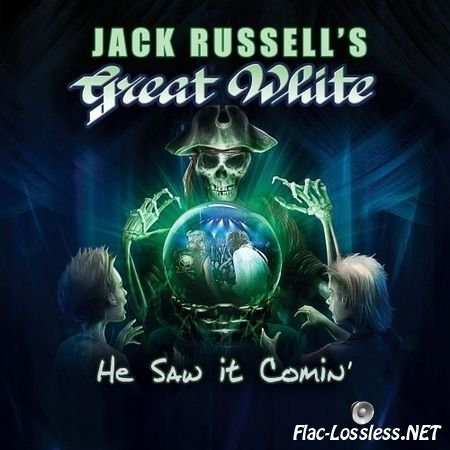 Jack Russell's Great White - He Saw it Comin' (2017) FLAC (image + .cue)