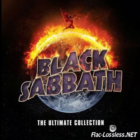 Black Sabbath - The Ultimate Collection (2017) 2CD Compilation remastered FLAC (tracks)