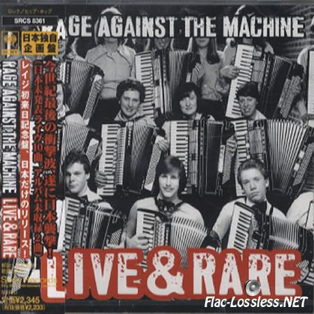 Rage Against the Machine - Live & Rare (1997) FLAC (tracks+.cue)
