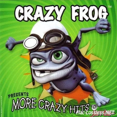 Crazy Frog - More Crazy Hits (2006) FLAC (tracks + .cue)