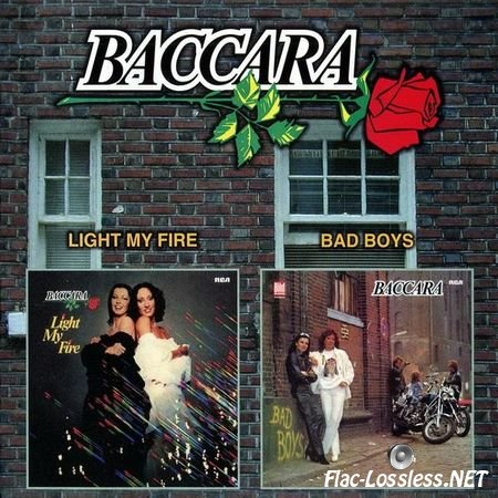 Baccara - Light My Fire (1978) & Bad Boys (1981) APE (image + .cue)