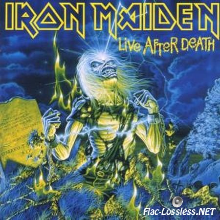 Iron Maiden - Live After Death (1985) FLAC (image+.cue)