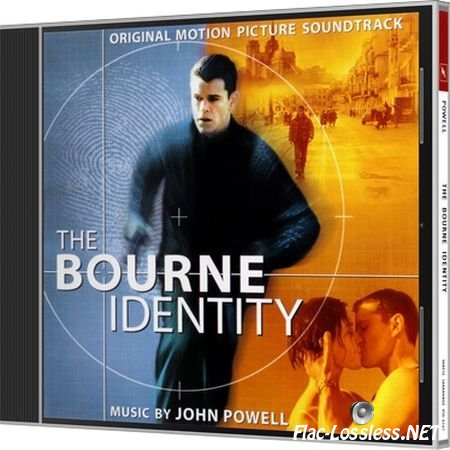 Flac John Powell The Bourne Identity 2002 Lossless Download Music Ape Wav