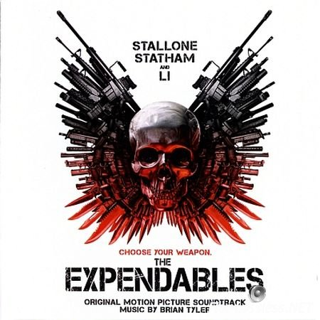 Brian Tyler - The Expendables (2010) FLAC (tracks+.cue)