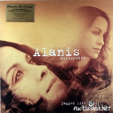 Alanis Morissette - Jagged Little Pill Acoustic (2005, 2014) FLAC (tracks+.cue)