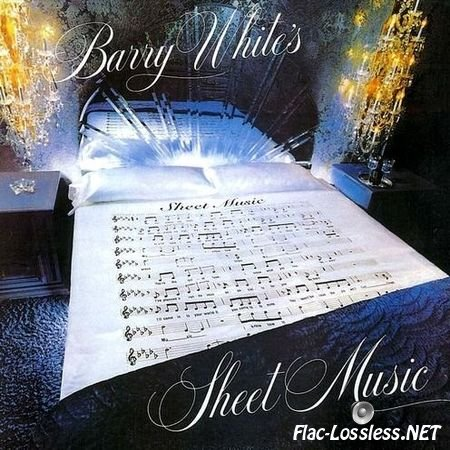 Barry White - Barry White's Sheet Music (1980) [Vinyl] WV (image + .cue)