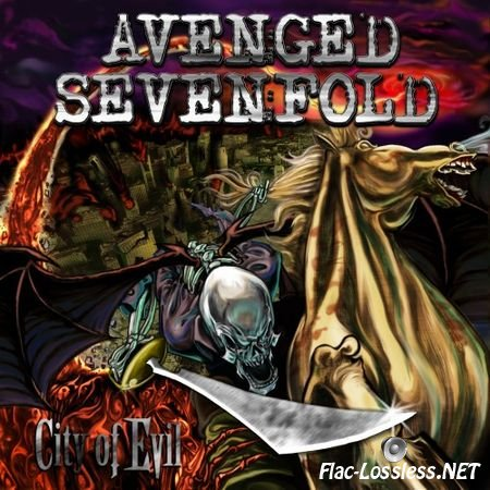 Avenged Sevenfold - City Of Evil (Japanese Edition) (2005) FLAC (tracks+.cue)