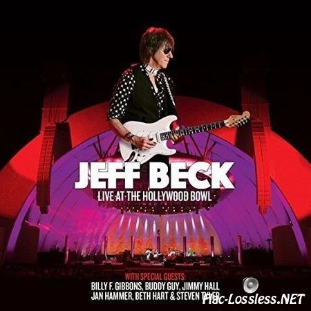 Jeff Beck - Live At The Hollywood Bowl (2017) FLAC (tracks)