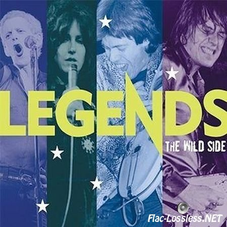 VA - Legends: The Wild Side (2004) FLAC (image + .cue)
