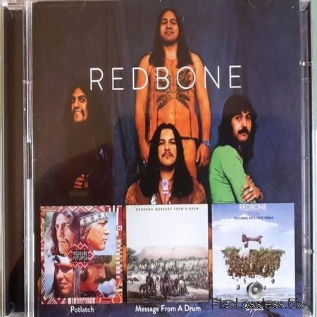 Redbone – Potlatch  Message From A Drum  Cycles (2017) FLAC (tracks + .cue)