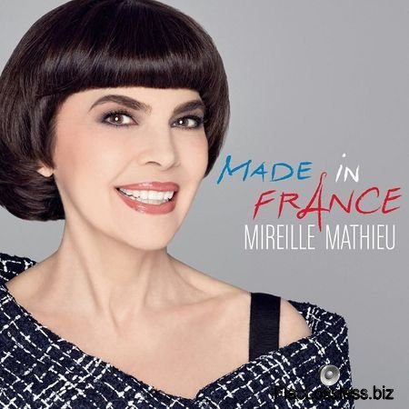 Mireille Mathieu – Made In France (2017) FLAC (tracks)