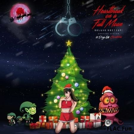 Chris Brown - Heartbreak on a Full Moon Deluxe Edition: Cuffing Season - 12 Days of Christmas (2017) FLAC (tracks)