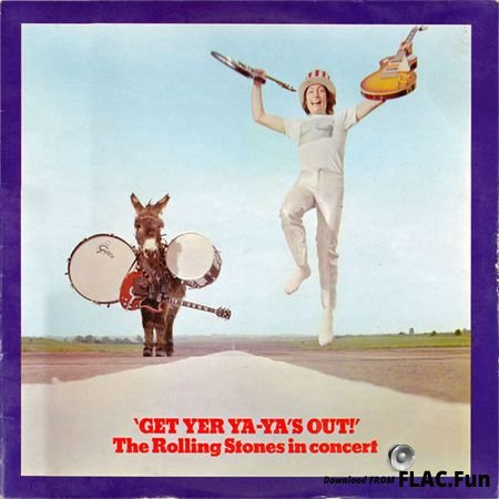 The Rolling Stones - Get Yer Ya-Ya's Out! The Rolling Stones In Concert 1970 (40th Anniversary Deluxe Edition) (2017) FLAC