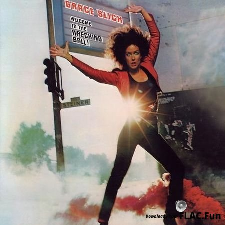 Grace Slick - Welcome To The Wrecking Ball! (1981, 1991) FLAC (tracks + .cue)