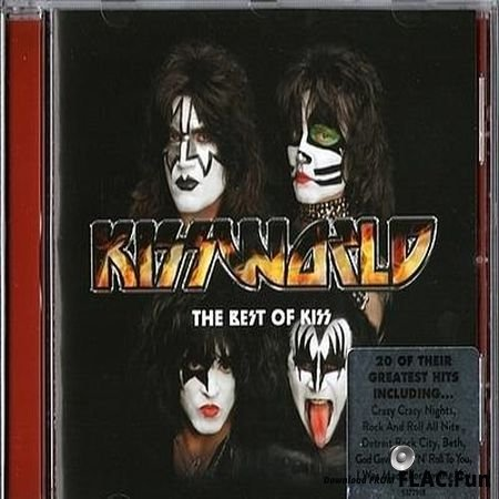 Kiss - Kissworld (The Best Of Kiss) (2017) FLAC (image + .cue)
