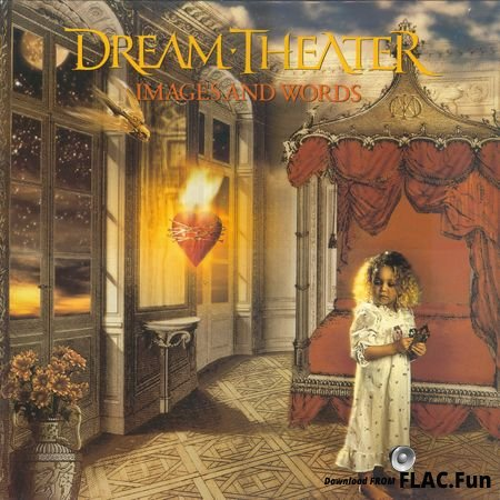 Dream Theater - Images And Words [Promo] (1992) FLAC (image+.cue)