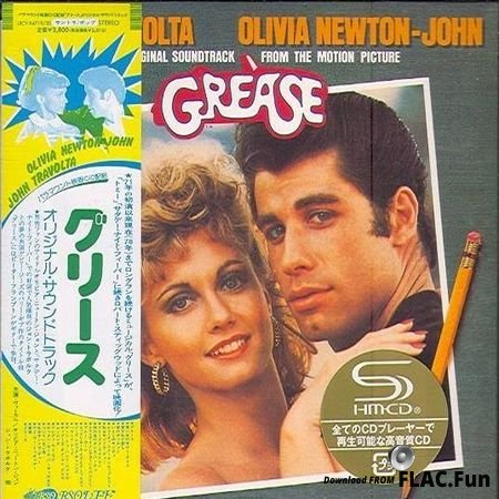 VA - Grease (The Original Soundtrack From The Motion Picture) (1978, 2010) FLAC (tracks + .cue)