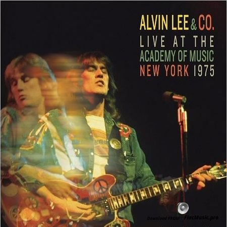 Alvin Lee & Co. - Live at the Academy of Music, New York (1975, 2017) FLAC (tracks)