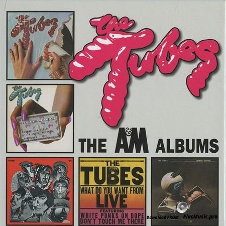 The Tubes - The A&M Albums (2017) FLAC (tracks + .cue)