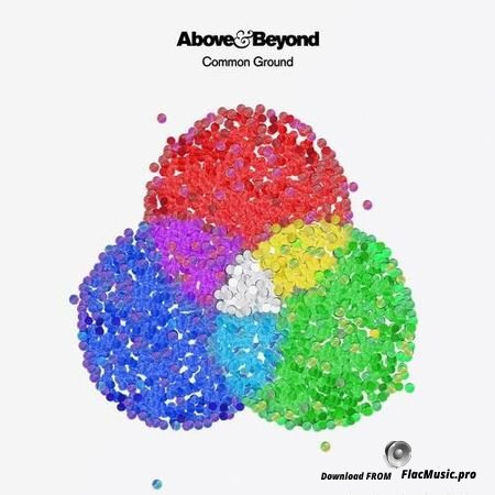 Above & Beyond - Common Ground (2018) FLAC (tracks + .cue)