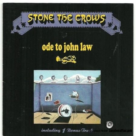 Stone The Crows - Ode To John Law (1970, 1996) FLAC (image + .cue)