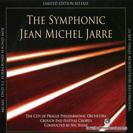 The City Of Prague Philharmonic Orchestra - The Symphonic Jean Michel Jarre (2006) FLAC (image + .cue)