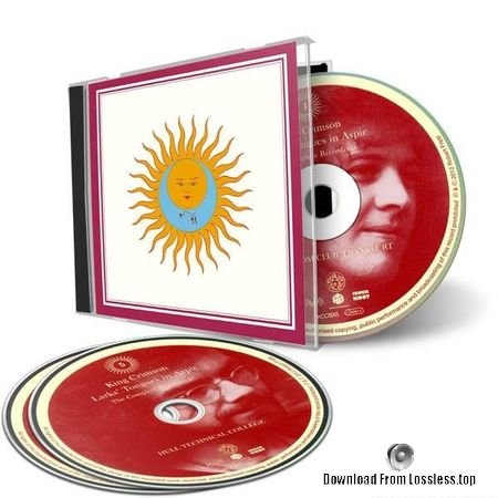 King Crimson - Larks' Tongues In Aspic (2012) FLAC (image + .cue)