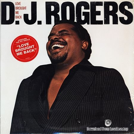 D.J. Rogers - Love Brought Me Back (1978) FLAC