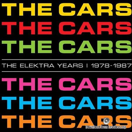 The Cars – The Elektra Years (1978, 1987, 2016) (24bit/192kHz) FLAC