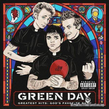 Green Day – Greatest Hits: God's Favorite Band (2017) [24bit Hi-Res] FLAC (tracks)