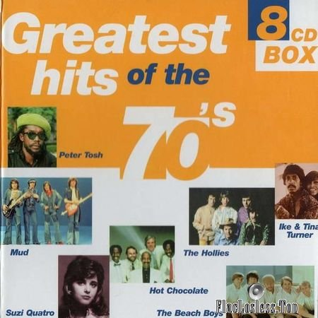 VA - Greatest Hits Of The 70's & More Greatest Hits Of The 70's (2003, 2005) FLAC (tracks + .cue)