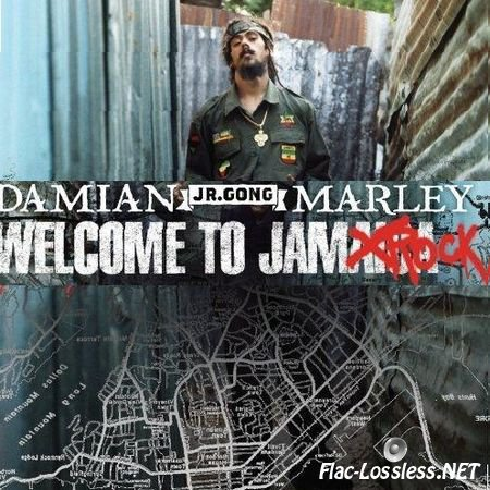 Damian Marley - Welcome to Jamrock (2005) FLAC (tracks + .cue)