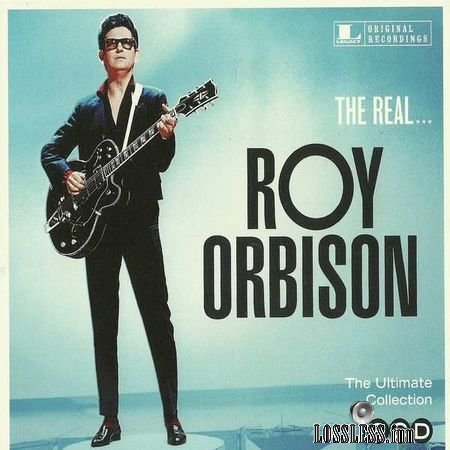 Roy Orbison - The Real...Roy Orbison (The Ultimate Collection) (2015) FLAC (tracks + .cue)