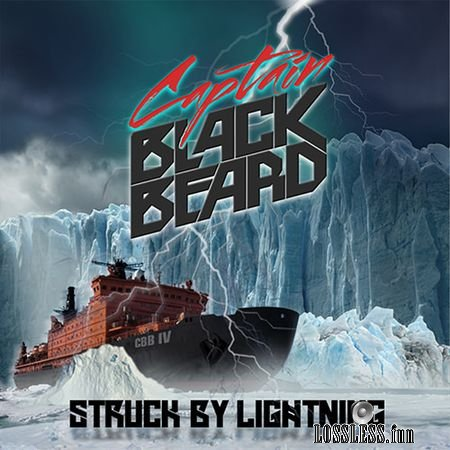 Captain Black Beard - Struck by Lightning (2018) FLAC