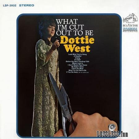 Dottie West - What Im Cut Out to Be 1968 (2018) (24bit Hi-Res) FLAC