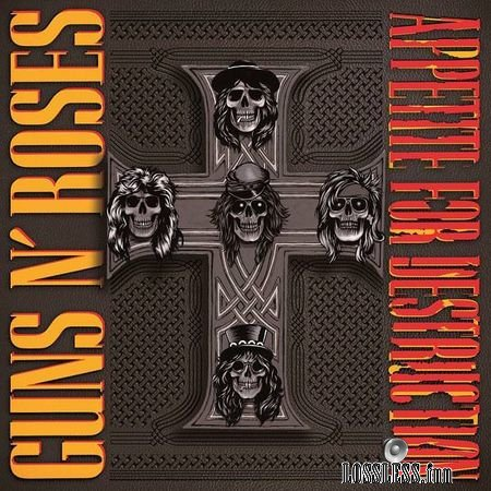 Guns N Roses - Appetite For Destruction (2018) (Super Deluxe Edition) FLAC