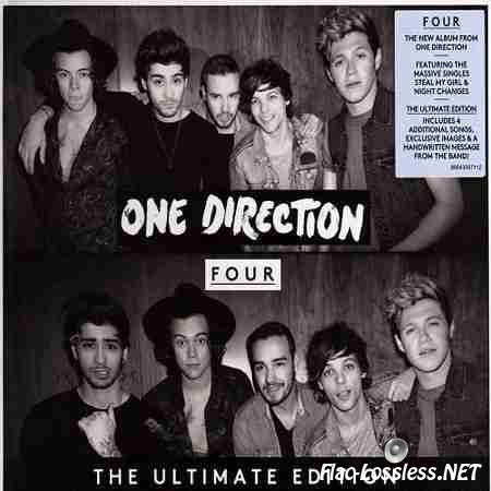 One Direction - Four (The Ultimate Edition) (2014) FLAC (tracks + .cue)