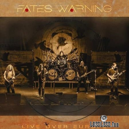 Fates Warning - Live Over Europe (2018) FLAC (tracks)