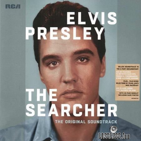 Elvis Presley - The Searcher (The Original Soundtrack) (2018) FLAC (tracks + .cue)