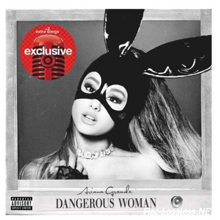 Ariana Grande - Dangerous Woman (Target Deluxe Edition) (2016) FLAC (tracks+.cue)