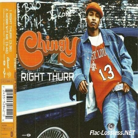 Chingy - Right Thurr (2003) FLAC (tracks + .cue)