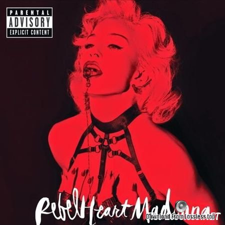 Madonna - Rebel Heart (Super Deluxe Edition) (2015) FLAC (tracks + .cue)