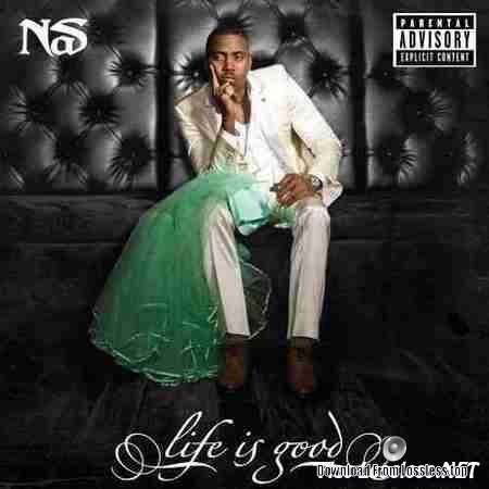 Nas - Life Is Good (Deluxe Edition) (2012) FLAC (tracks + .cue)