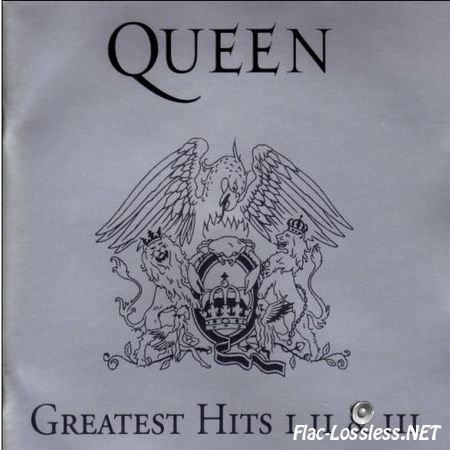 Queen - Greatest Hits I, II, III (The Platinum Collection) (2000) FLAC (tracks+.cue)