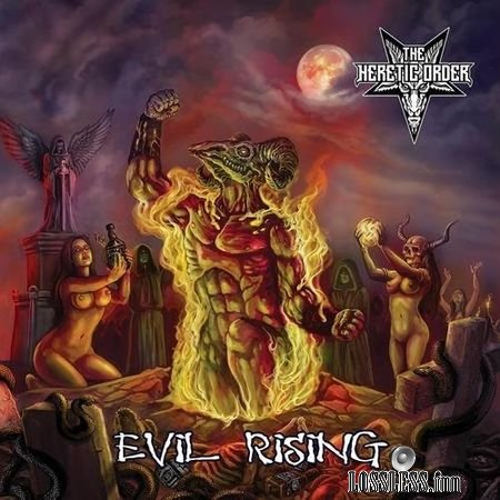 The Heretic Order - Evil Rising (2018) FLAC (image + .cue)