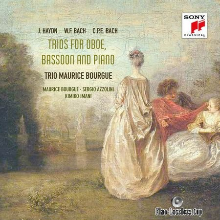 Sergio Azzolini, Maurice Bourgue and Kimiko Imani - Haydn, W.F. Bach and C.P.E. Bach: Trios for Oboe, Bassoon and Piano (2018) (24bit Hi-Res) FLAC