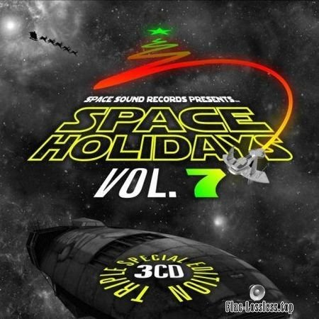 VA - Space Holidays Vol. 7 (2015) FLAC (tracks)