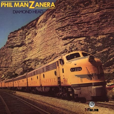 Phil Manzanera - Diamond Head (1975, 1999) FLAC (tracks+.cue)