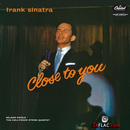 Frank Sinatra - Close To You (1957, 2014) (24bit Hi-Res) FLAC