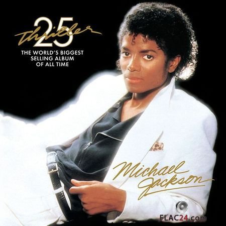 Michael Jackson - Thriller 25 Super Deluxe Edition (2018) (24bit Hi-Res) FLAC
